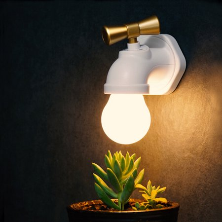 - Night Light, Justdolife Rechargeable Retro Tap Light Voice LED Sensor Light with 2 Mode for Kids Living Room