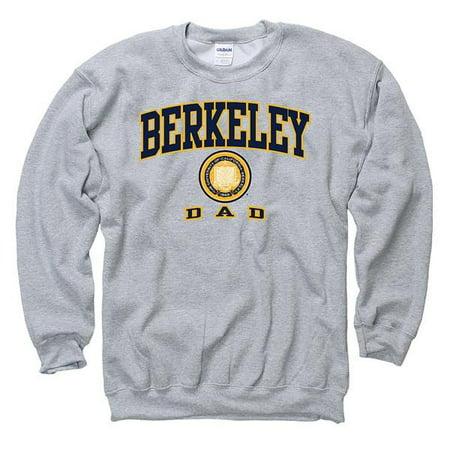 University Of California Berkeley Cal Dad Crewneck (California Bears Perennial Crewneck Sweatshirt)