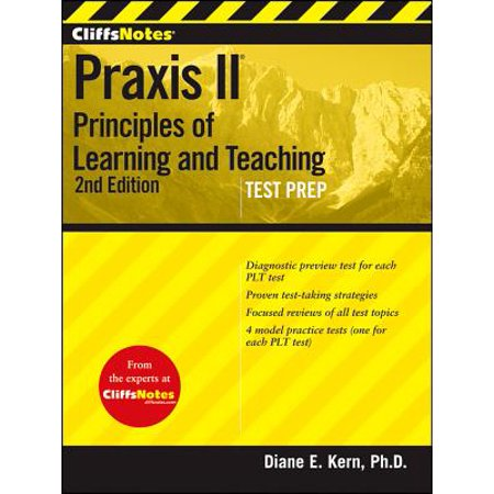 CliffsNotes Praxis II: Principles of Learning and Teaching, Second Edition