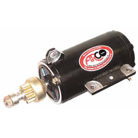 Arco 5386 Outboard Starter, Replaces OMC 393570, -