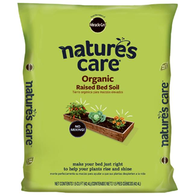 Scotts Organic Group 73959630 1. 5 cu.  ft.  Organic Raised Bed Soil