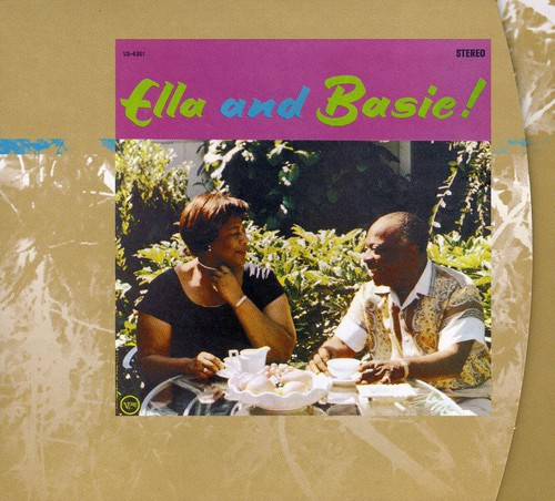 Ella & Basie (reissued) (CD)
