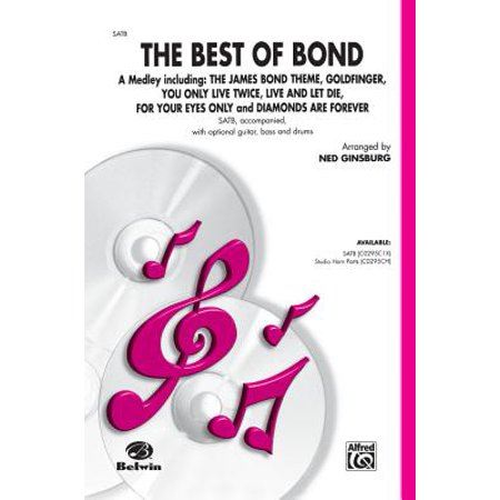 The Best of Bond (Medley) : Featuring