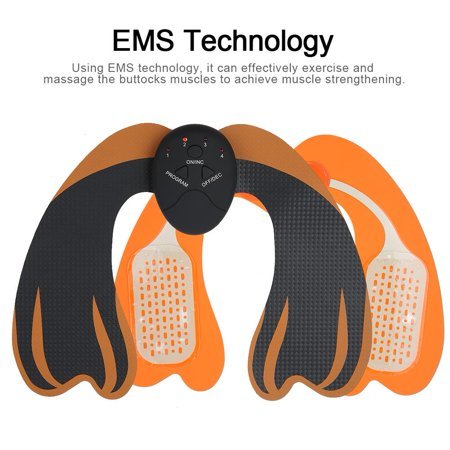 WALFRONT EMS Hip Trainer Buttock Lifting Massage Machine Hip Muscle Stimulation Massager,Hip Trainer, Buttock Lifting Massage Machine - image 3 of 9