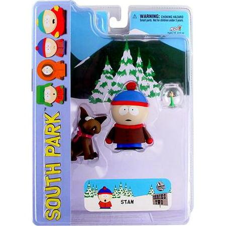 South Park Series 2 Stan Action Figure [With (Mezco South Park Boy Band Deluxe Set)
