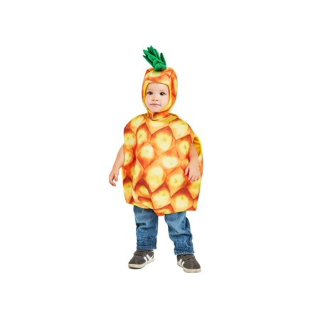 Toddler Pineapple Costume](Pineapple Costume)