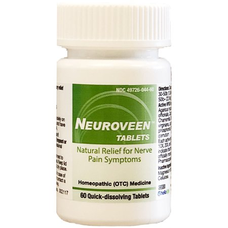 HelloLife Neuroveen Tablets - Natural Relief For Nerve Pain and Troubled (Home Remedies To Treat Sciatic Nerve Pain)