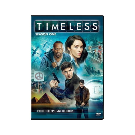 Timeless: Season One (DVD) (VUDU Instawatch Included) for $<!---->