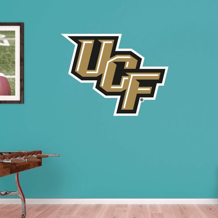 Fathead NCAA UCF Knights Logo Wall Decal ()