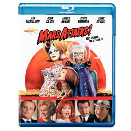 Mars Attacks! (Blu-ray) (Widescreen)
