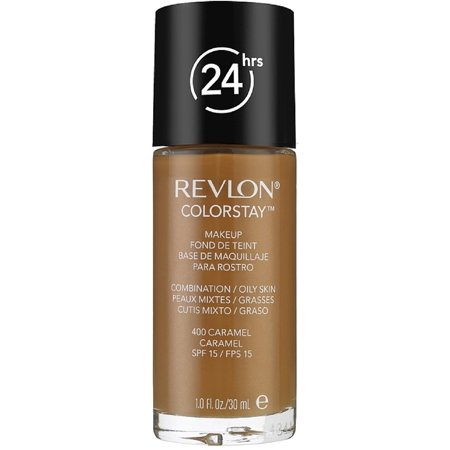 Revlon ColorStay for Normal/Dry Skin Makeup, Caramel [400] 1