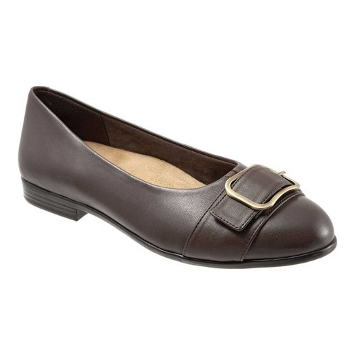 Trotters Womens Aubrey Loafer Flat