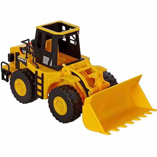 CAT Job Site Machines L&S Trucks Wheel Loader