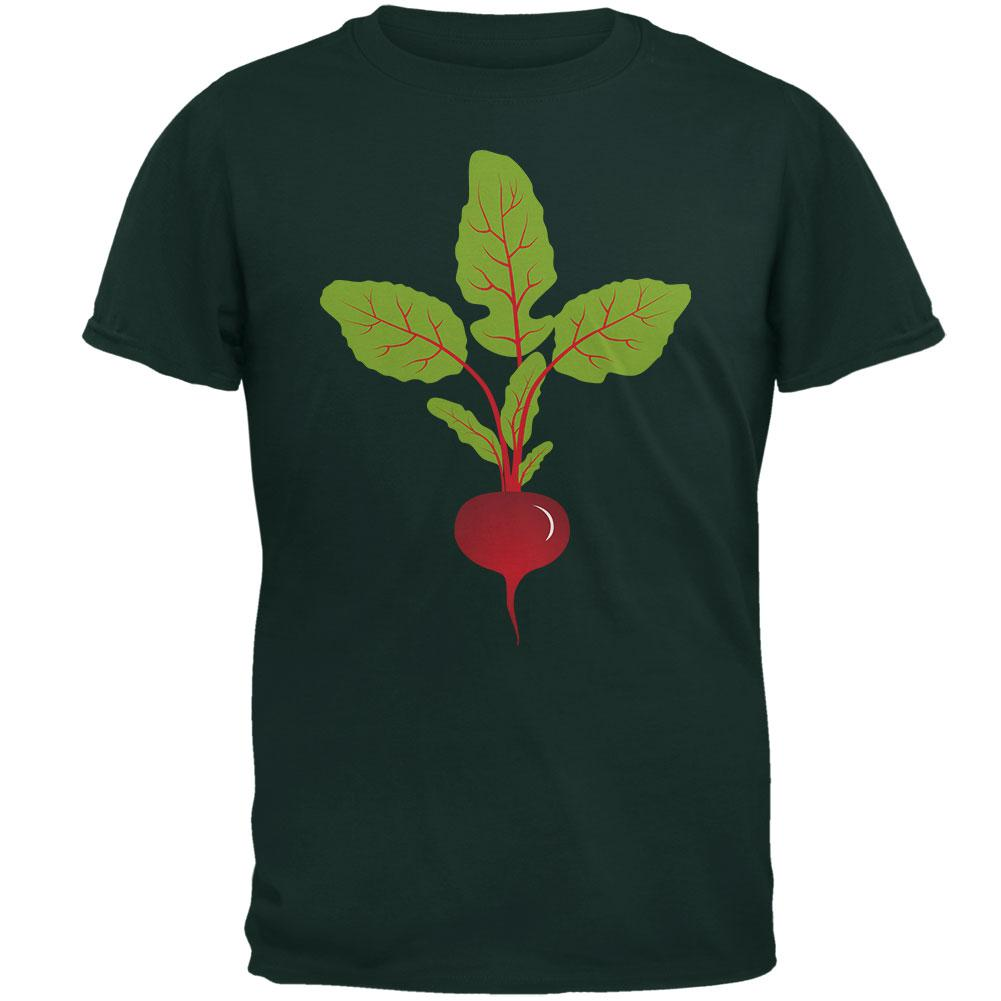 Halloween Vegetable Beet Costume Mens T Shirt