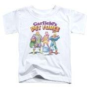 Garfield Heroes Await Little Boys Shirt