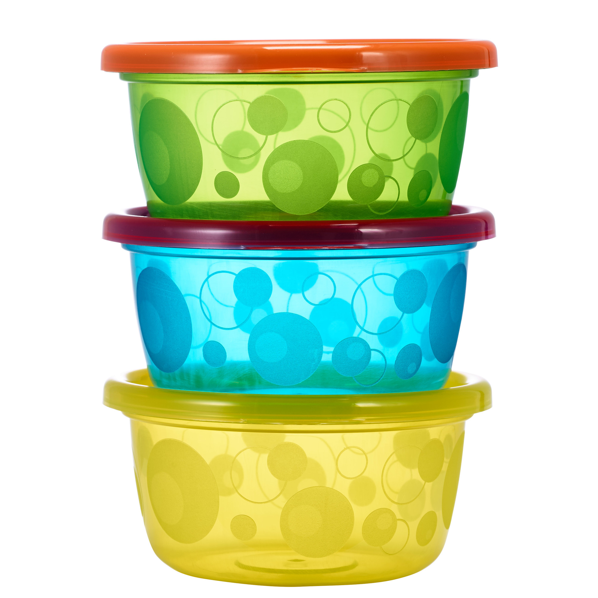 The First Years Take & Toss Baby Food Storage Container, 8 oz, 6 pack