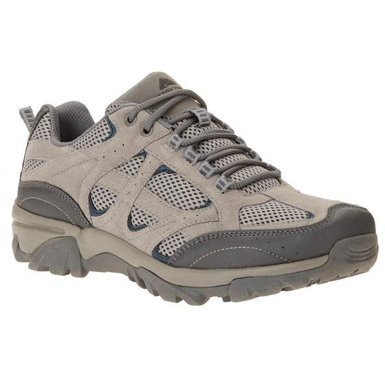 06d94ea33b59 Ozark Trail - Ozark Trail Men s Vented Low Hiking Shoe - Walmart.com