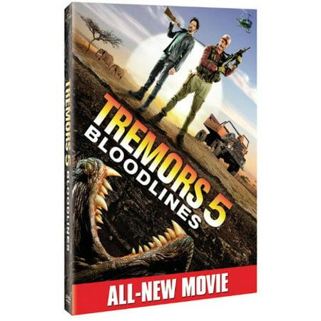 Halloween 7 Bloodline (Tremors 5: Bloodlines (DVD))