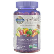 Best Prenatals - Garden of Life Mykind Organics Prenatal Gummy Multi Review