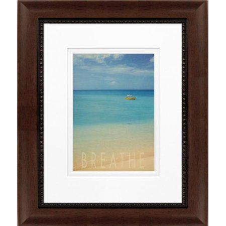 Timeless Frames 55350 8 X 10 In Blue Seas Of Barbados Photo Frame