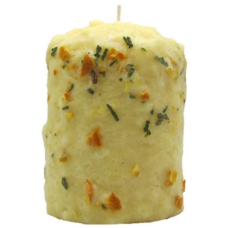 Star Hollow Candle Company Evergreen and Citrus Scented Novelty Candle (Novelty Companies)
