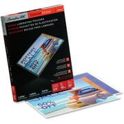 GBC, GBC3200599, Fusion EZUse Laminating Pouches, 50 / Box, Clear