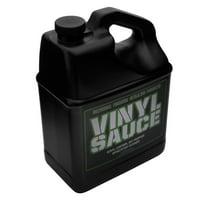 Boat Bling VS-0128 Vinyl Sauce Professional Vinyl / Upholstery Cleaner - 1 Gallon