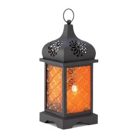 Zingz & Thingz 57070482 Square Moroccan Style Candle Lantern - image 1 of 1