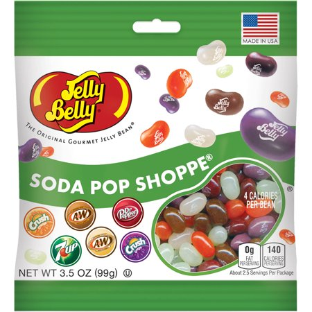 Jelly Belly Candy Jelly Belly  Jelly Beans, 3.5 oz