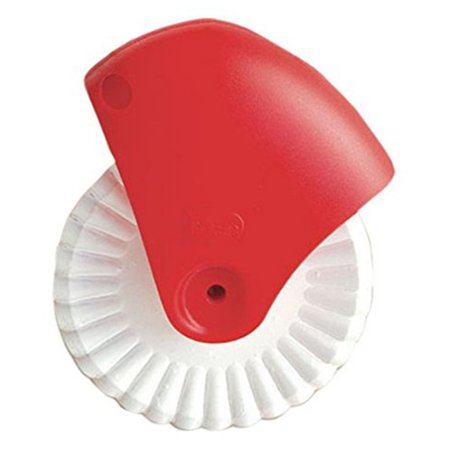 Pastry Wheel Cutter, Beautiful Lattice Pie Crust or Ravioli Pasta, Easy to Use, Easy to