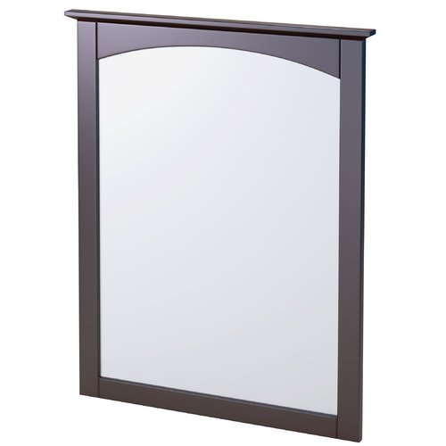 "Foremost CO2431 Columbia 25"" Wood Framed Bathroom Mirror"