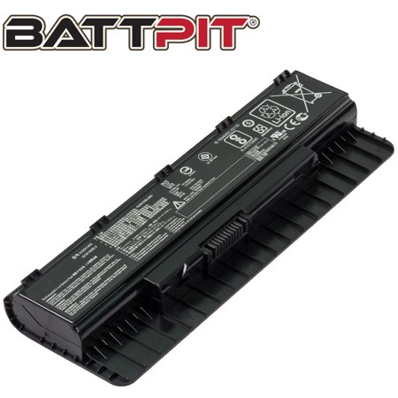 BattPit: Laptop Battery Replacement for Asus ROG G551JW-DM235H, 0B110-00300000, A32N1405, A32NI405 (10.8V 5000mAh 56Wh) - image 1 de 1
