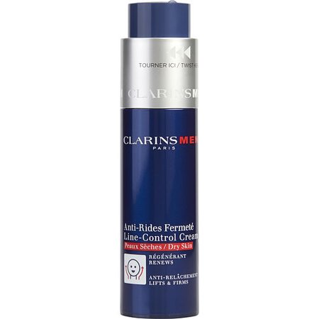 Clarins by Clarins - Men Line Control Cream- For Dry Skin--50ml/1.7oz - MEN ()