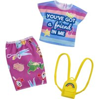 Barbie Disney Pixar Toy Story Themed Complete Looks Fashion Pack 2