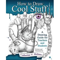 How to Draw Cool Stuff (Paperback)