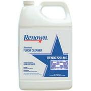 RENOWN® RINSELESS FLOOR CLEANER, 1 GALLON  per 3 Each