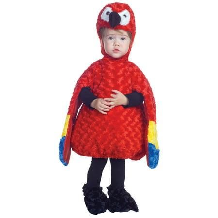 Parrot Toddler Halloween Costume