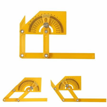 - Angle Engineer Protractor Finder Measure Arm Ruler Gauge Tool