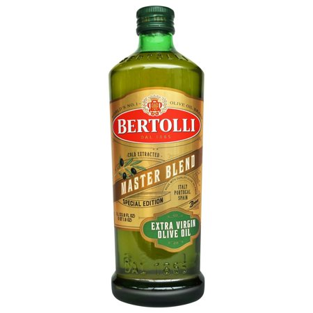Product of Bertolli Master Blend Extra Virgin Olive Oil, 1L [Biz
