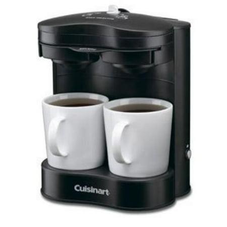 Cuisinart Coffee Maker Matte Black : Cuisinart 2-cup Brewer - 650 W - 2 Cup[s] - Matte Black (wcm11) - Walmart.com