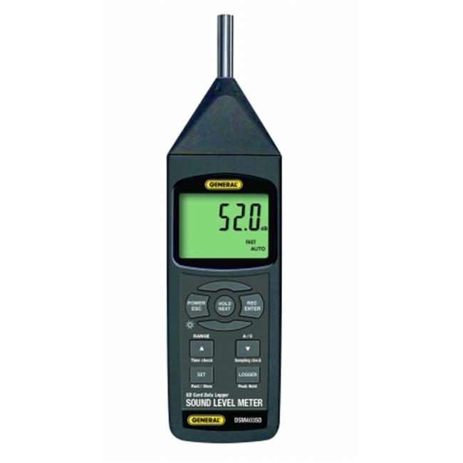 General Tools Instruments DSM403SD Class 1 Sound Level Me...