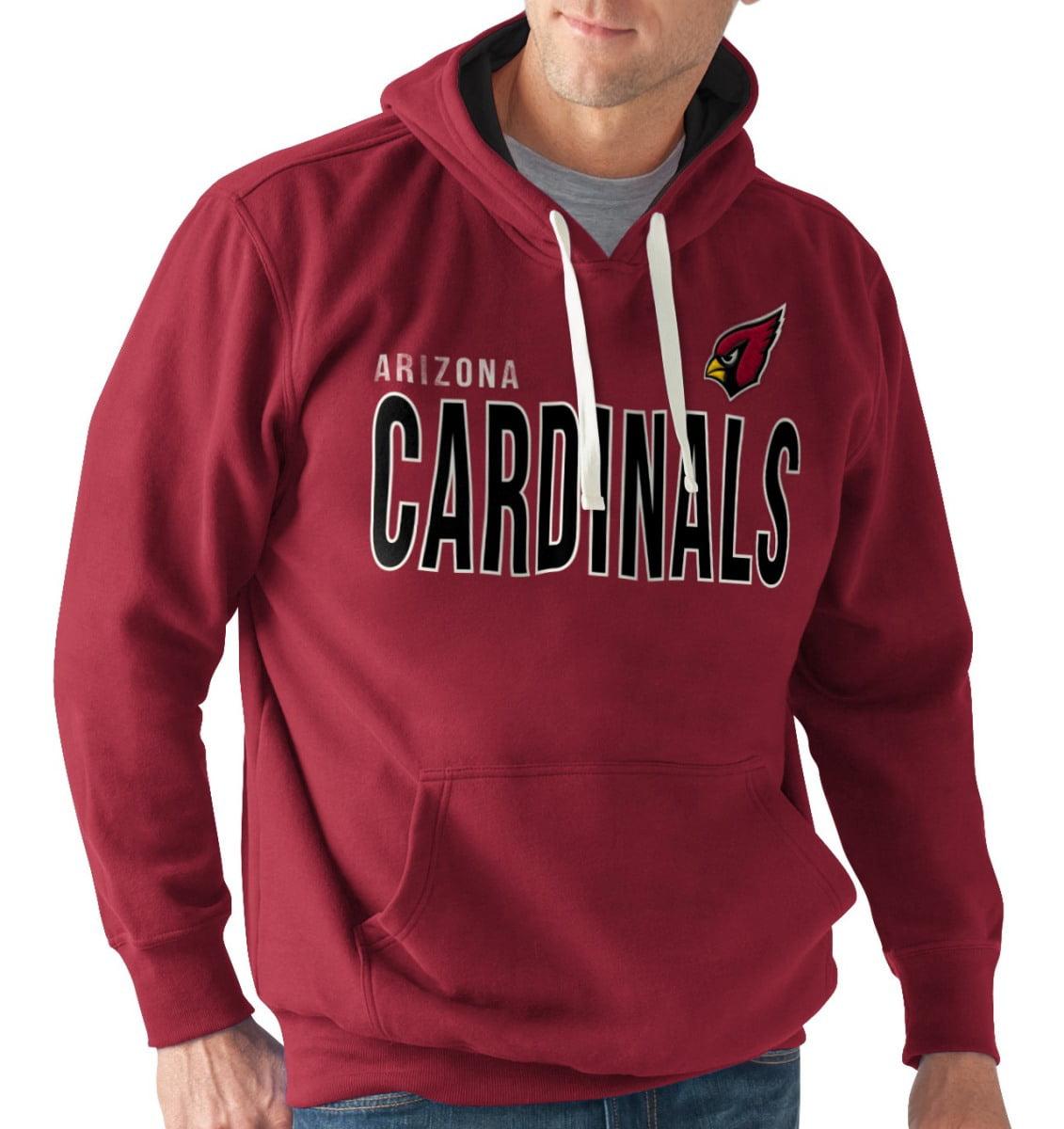 """Arizona Cardinals NFL Men's G-III """"All Star"""" Hooded Fleece Sweatshirt by G-III Sports"""