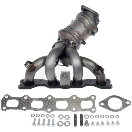 Dorman - Oe Solutions Exhaust Manifold With Integrated Catalytic Converter  P/N:674-652 Fits Kia Magentis 2008, Kia Optim