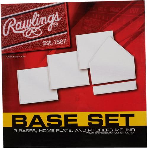 Rawlings Baseball Recreational Base Set BASESET2