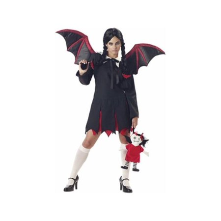 Adult Gothic Bat Girl Costume for $<!---->