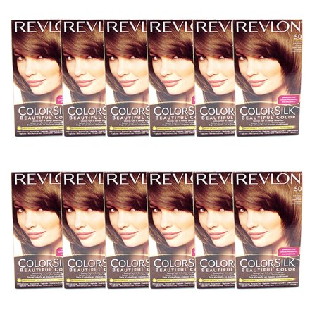 Revlon Hair Color Light Ash Brown(50) (Pack of 12) - image 1 de 1