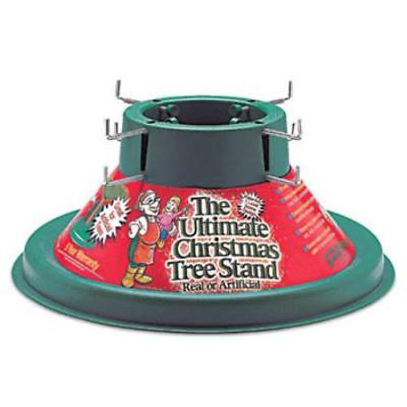 "19"", Base Diameter, Ultimate Christmas Tree Stand, For Trees Up To 8"