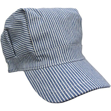 Child's Blue Engineer Train Conductor Hat](Thomas The Train Engineer Hat)
