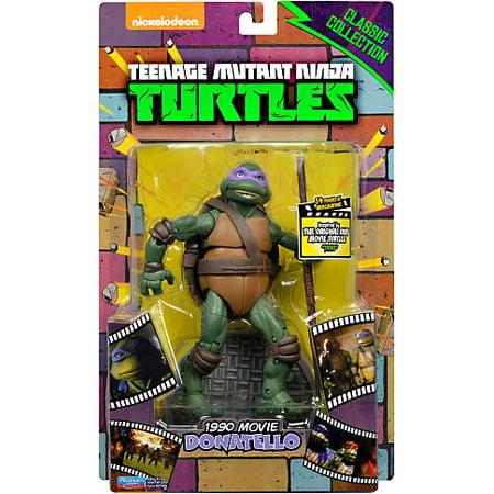 Donatello The Ninja Turtle (Teenage Mutant Ninja Turtles Classic Collection Original Movie Donatello Action)