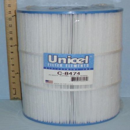Unicel C-8474 Replacement Filter Cartridge for 75 Square Foot Astral 2507 Ce Terra